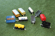 Thomas The Tank Engine Trackmaster Tomy x10 Carriages Mixed Lot