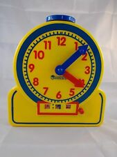 Learning Resource Primary Time Teacher Clock 9""