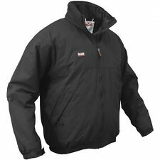 Slam Mens Lined Winter Sailing Jacket Water Resistant And Windproof