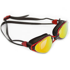 Poqswim Rocket Mirrored Swimming Goggles Brand New Professional Swimming Goggles