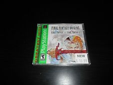 Final Fantasy Origins Brand New Factory Sealed Playstation PS1 Greatest Hits