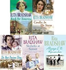 RITA BRADSHAW ___ 5 BOOK SET __  BRAND NEW ___ FREEPOST UK