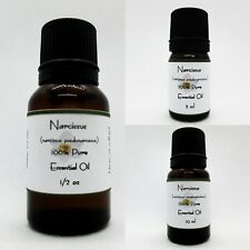Narcissus Pure Essential Oil  Buy any 3 same size get 1 Free