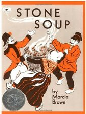 Stone Soup (pb) by Marcia Brown NEW childrens classic