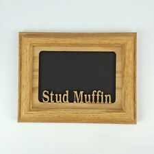 Stud Muffin 5x7 Picture Frame