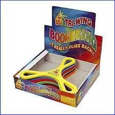 Boomerang Tri Wing Party Box Wholesale Outdoor Summer Beach Sea Holiday Fun Toys