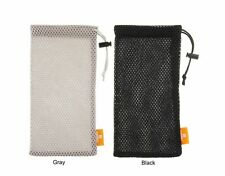 New Universal Mobile Phone Pouch Nylon Net Bag for Mobile Phones iPhones Gadgets