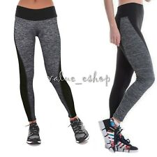 Women's Sports Trousers Athletic Gym Workout Fitness Running Yoga Leggings Pants