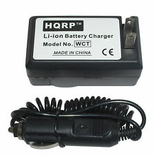 Compact Wall Battery Charger for Aiptek Action HD GO DV Series Camcorder