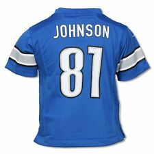 Calvin Johnson Detroit Lions NFL Youth Jersey by Nike