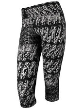 NEW Running Bare, Running Bare Womens Long Jump 3/4 Tight Gia, in Gia