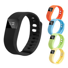 Bluetooth Smart Watch Wristband Bracelet Activity Tracker Sleep Step Pedometer