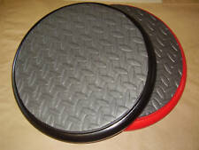 BUCKET LIDZ- PADDED Bucket Lid Seat-Diamond Plate pad