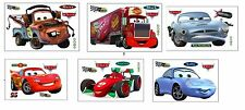 Disney 2017 Cars McQueen Mater Mack removable Wall Stickers Decal Kids Decor USA