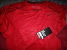 NIKE PRO COMBAT FITTED DRI-FIT SHIRT MENS SIZE XXL XL NWT $$$$