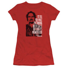 """Sons Of Anarchy """"With Tig"""" Women's Adult & Junior Tee or Tank"""