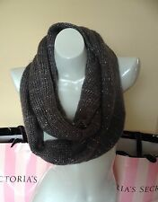 Victorias Secret Gray Scarf Wrap Shoulder Collar One Size Victoria's NWT (M897)