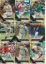 2016 Topps Gold Parallel Cards - Take Your Pick - $1.95 each