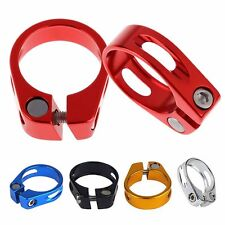 HOT Sale 31.8mm/34.9mm Quick Release MTB Bike Bicycle Seatpost Seat Post Clamp