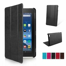 Slim Smart Cover Leather Case Stand For Amazon Kindle Fire HD 7 8 10 2015 2016