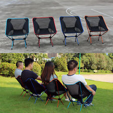 Mini Portable Folding Outdoor Camping Fishing Picnic BBQ Beach Chair Seat SL