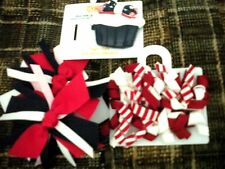 Gymboree 4th of July Hair Accessories Barrettes Curly Girl 2 3 4 5 6 7 8 NEW