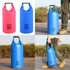 20L/10L Outdoor Floating Boating Camping Water Resistant Waterproof Dry Bag SL
