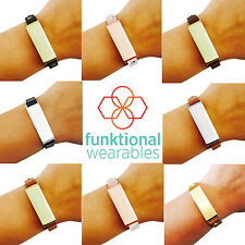 Fitbit Bracelet to cover your Fitbit Flex -The KATE Single Strap Fitbit Bracelet