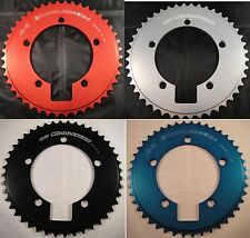 Middleburn 5arm 110pcd 44t Solid ChainRing Single Speed FR DH Track Fixie Bike