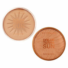 Maybelline Dream Sun Terra Bronzing Blush Powder Sun Kissed Bronzer Make Up Pot