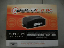 iDatalink Doorlock Interface&Transponder Bypass Chrysler/Dodge/Jeep ADS-DLSL CH1