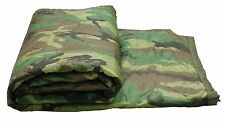 New Original GI USA Camouflage Poncho Liner Military Unissued Surplus Blanket