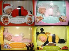 ANNE GEDDES DOLLS SELECTION FOR PLAY OR REBORN NEW IN BOX Great Gift