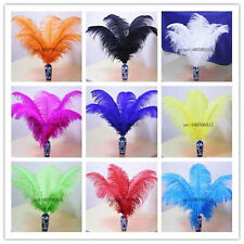 Wholesale /10/50/100 pcs high-quality natural ostrich feathers 6-20 inch/15-50cm