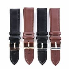 Men Women Genuine Leather Watch Band  Enbancing And Replacing Your Watch.2 Color