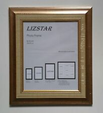 Pack of Frame Silver/Gold Retro Decor Photo Picture Frame with Safety Glass Gift