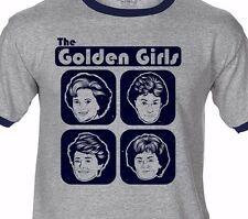 The Golden Girls PREMIUM T-Shirt/Ringer/Tank Top - betty white 80s stay golden