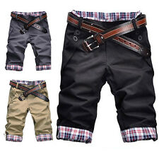 Summer Mens Casual Sports Pants Shorts Trousers Military Army Cargo Pants Hot