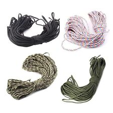 550 Paracord Parachute Cord Lanyard Mil Spec Type III 7 Strand Core100FT SL
