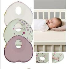 Baby Infant Support Pillow Positioner Memory Foam Cushion Flat Head Sleeping