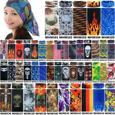 New Spring Magic Head Face Mask Snood Neck New Outdoor Warmer Wrap Shawl Scarf