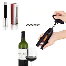 Red Wine Bottle Opener Popper Air Pressure Kitchen Pumps Corkscrew Cork Out Tool