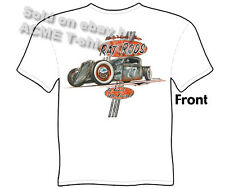 Ford Shirt Rat Rod 35 36 Truck Hot Rod Tshirt 1935 1936 Pickup Sz M L XL 2XL 3XL