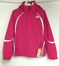 The North Face Ladies Deuces Triclimate Snow Ski Jacket Fusion Pink Small NEW