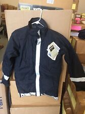 Public Safety Jacket, Blauer Model 9965Z, Navy, GoreTex CrossTech