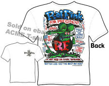President Ratfink T Shirts Big Daddy Clothing Ed Roth Tee Rat Fink For President