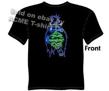 Shrunken Head T Shirt Voodoo Tee Kustom Kulture Clothing Tattoo Apparel
