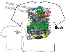 Rat Fink Shirts Hot Rod T Shirts Truck Tee Shirts Jokers Wild Hudson Pickup Roth