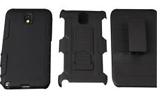 For Samsung Galaxy Note 2 3 4 5 Shockproof Hybrid Rubber TPU Phone Case Cover
