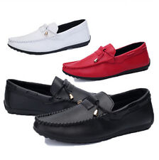 2016 Hot Sale Mens Leather Slip On Driving Moccasin Loafer Soft Casual Shoes Z94